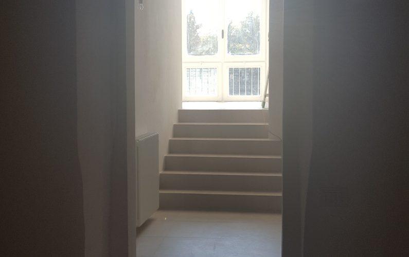 ristrutturazione via bixio - dettaglio su scale e punti luce - 3