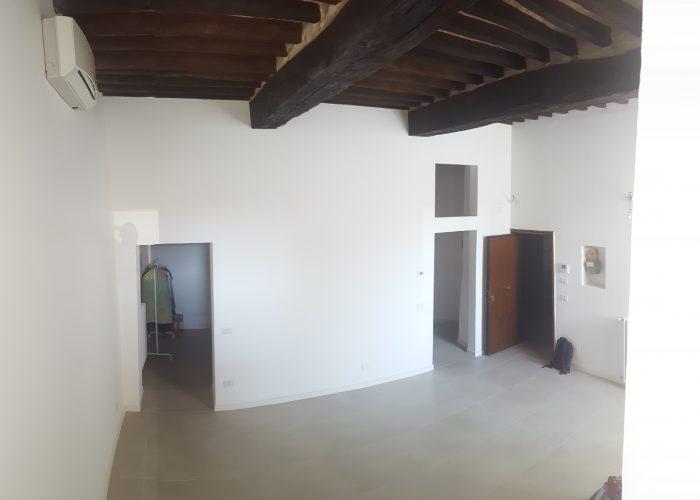 Ristrutturazione Parma - via bixio - dettaglio sala grande
