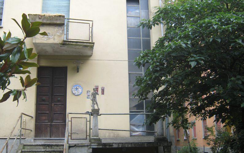 Ristrutturazione edilizia - edificio prima dei lavori - 1