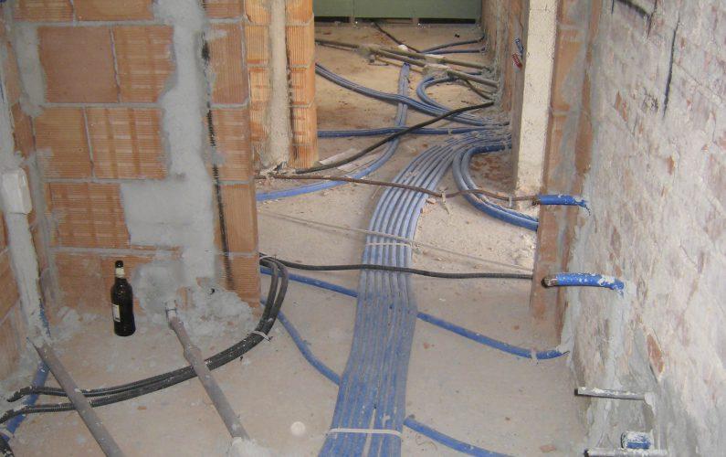 Riqualificazione energetica - impianto riscaldamento pavimento - 3