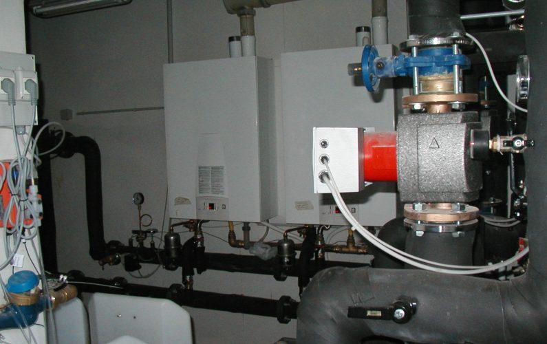 Riqualificazione energetica - impianto riscaldamento - 1