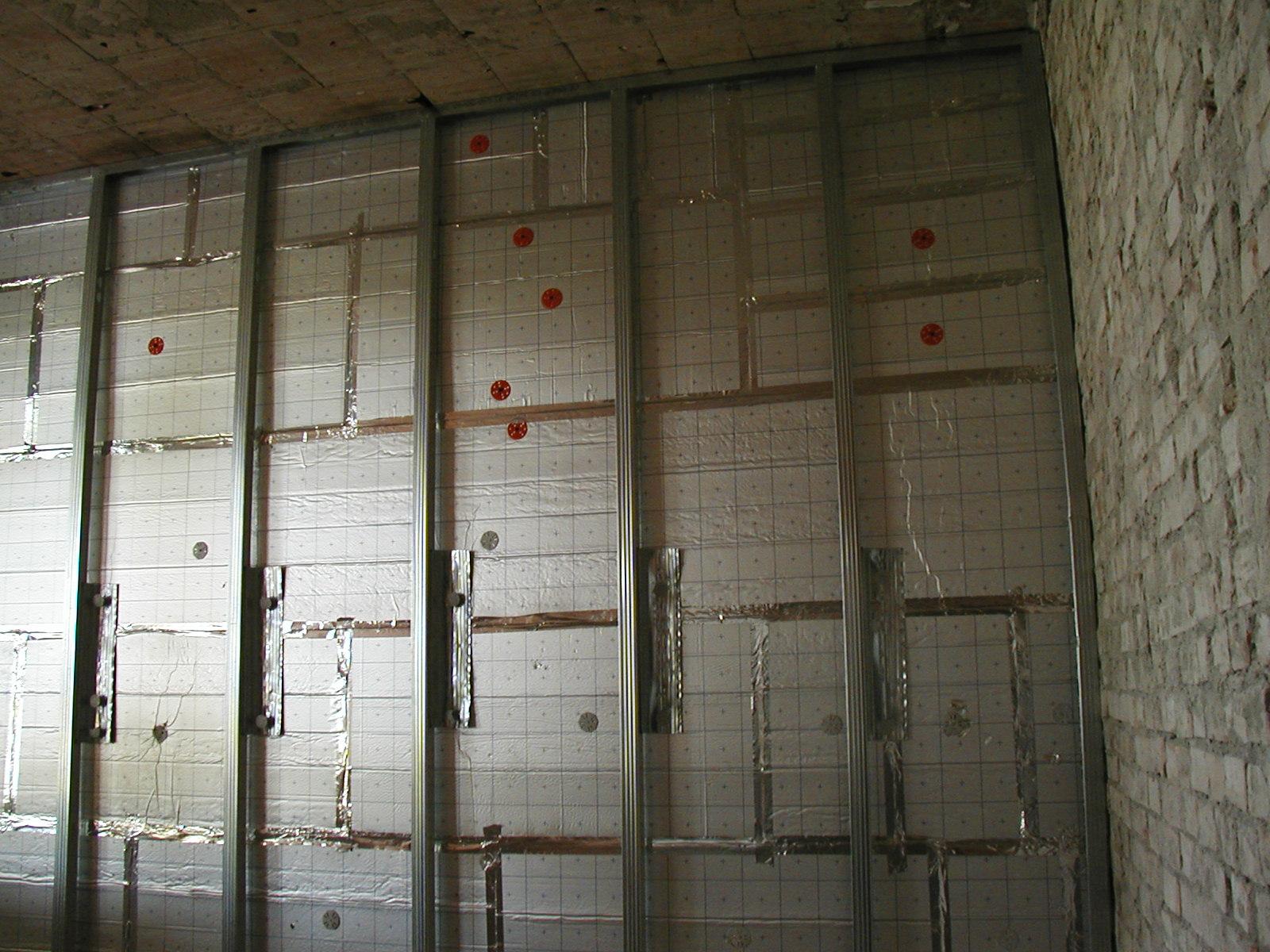 Cappotto termico - mura interne - 2