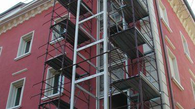 ristrutturazione e riqualificazione energetica - fase lavori - 2