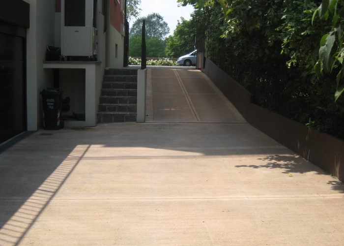 ristrutturazione e riqualificazione energetica - garage - 1
