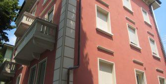 immagine di facciata ristrutturata